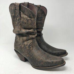 Durango Boots sz 9 ½ M Cowboy Western